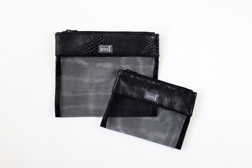 Mamba Make-up bag: Set