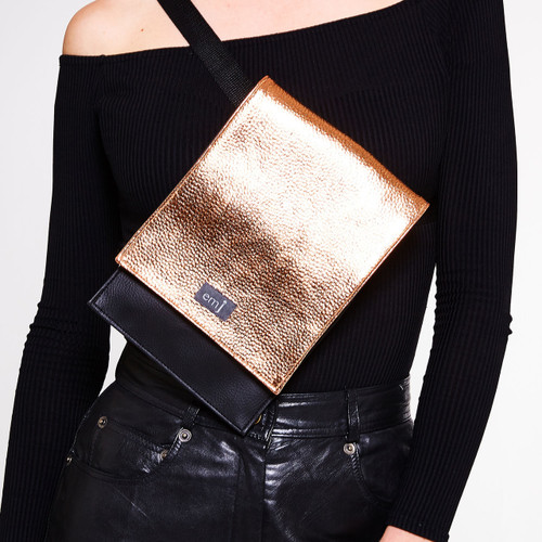 Copper Hair Pouch