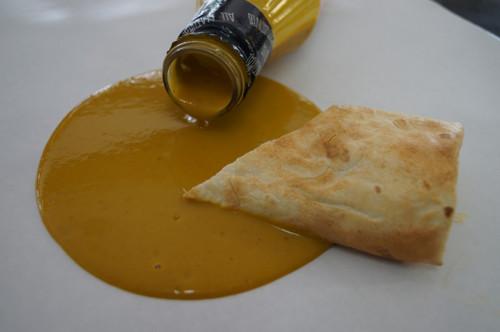 TTS Mustard Sauce