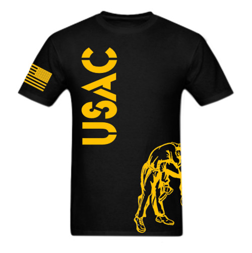 USAC Knee Fight Shirt