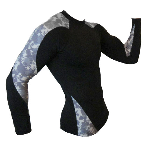 Long Sleeve ACU Combatives Rash Guard
