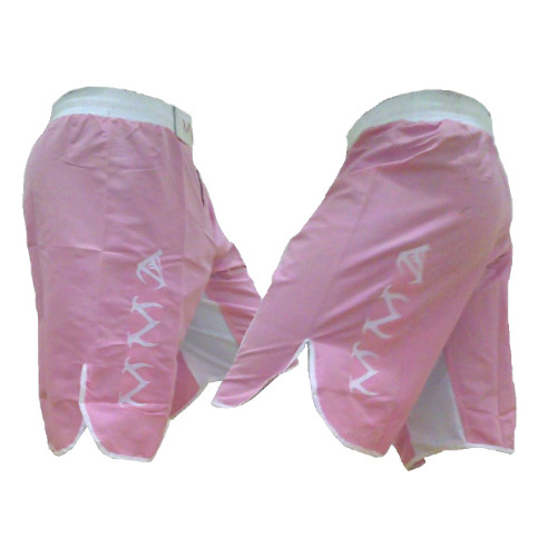 Youth Pink Tribal Fight Shorts