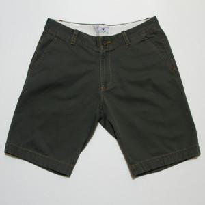 Vratim Lightweight Chino Shorts - Army Green
