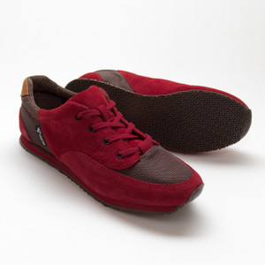 The Vratim Drum Shoe II - Red