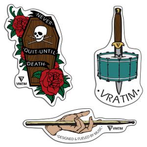 VRATIM Sticker Series 01