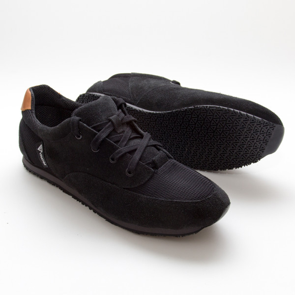 The Vratim Drum Shoe II - Black