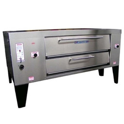 Attias TURBO Deck Pizza Oven 1 SPHD 5-16, LPG