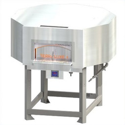 Terraluxe DPO6-FG Round Commercial Oven, Natural Gas