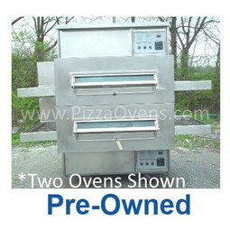 Pre-Owned Middleby Marshall PS-360 Bottom Conveyor Oven