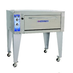 Bakers Pride 3836 Electric Deck Oven