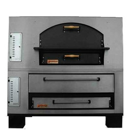 Marsal MBC-660, 12 PIE COMBO Oven, Natural Gas