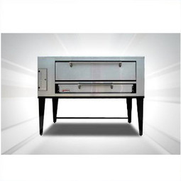 Marsal SD-448 Gas Deck Oven, LPG, Double Stack