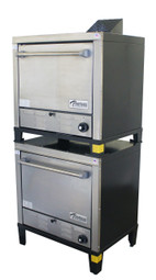 Peerless Double Gas Countertop Pizza Oven - C231P