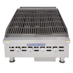 Bakers Pride Cook line Series Counter top Gas Charbroilers - BPHCB
