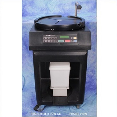 Counter Top Rotary Sauce Dispensing System, RTM