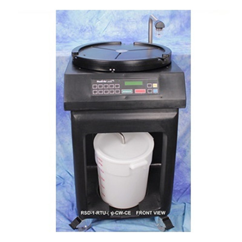 Counter Top Rotary Sauce Dispensing System, RTU