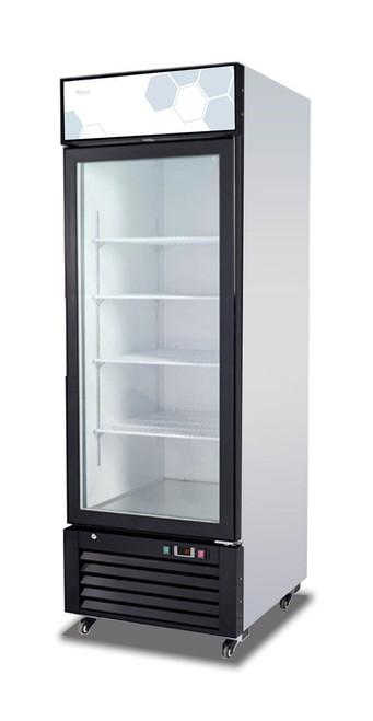 Migali Glass Door Merchandiser Refrigerator (23 cu ft)