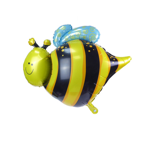 """25"""" Bumble Bee Insect Balloon"""