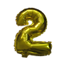 Number Balloons (Gold 2)