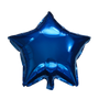 "Star Shape Balloon (17"" Blue)"