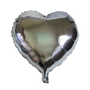"Heart Shape Balloon (17"" Silver)"