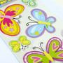 Kids Room Decor 3D Stickers - Butterflies