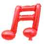 Music Notes Balloons (Sixteenth Note)