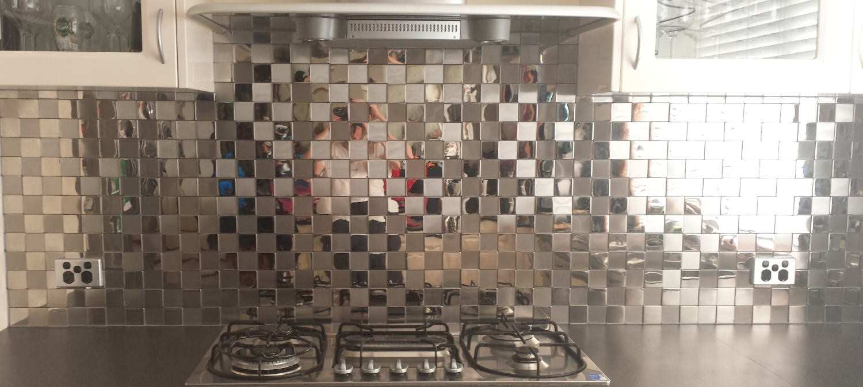 Mosaic Tiles Splashback Kitchen Bathroom Tiles ExoTilescomau - Kitchen Tiled Splashback Designs