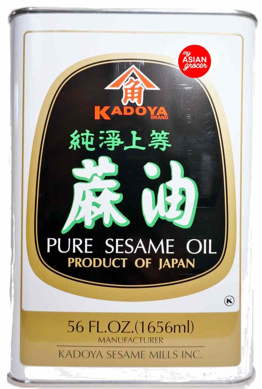 Kadoya Pure Sesame Oil 1656ml My Asian Grocer
