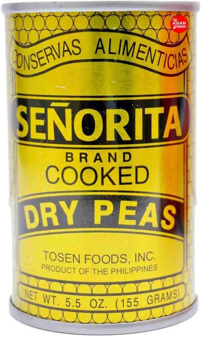 Senorita Brand Cooked Dry Peas 155g