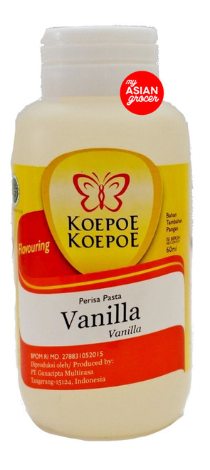 Koepoe Vanilla Flavouring 60ml