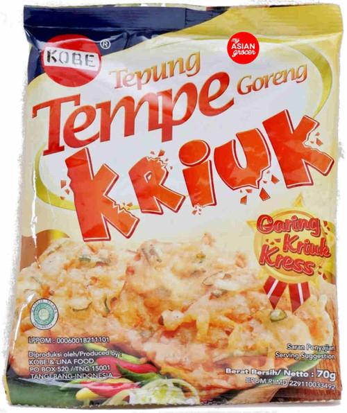 Kobe Tepung Tempe Goreng Kriuk Flour 70g