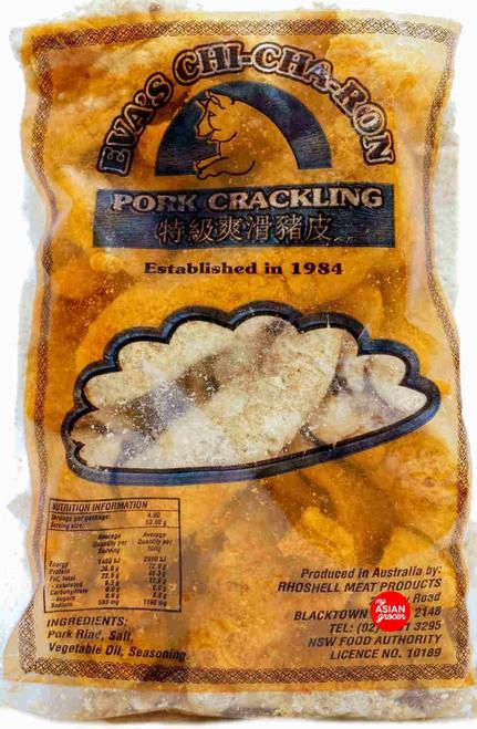 Eva's Chi-Cha-Ron Pork Crackling (Special) 180g