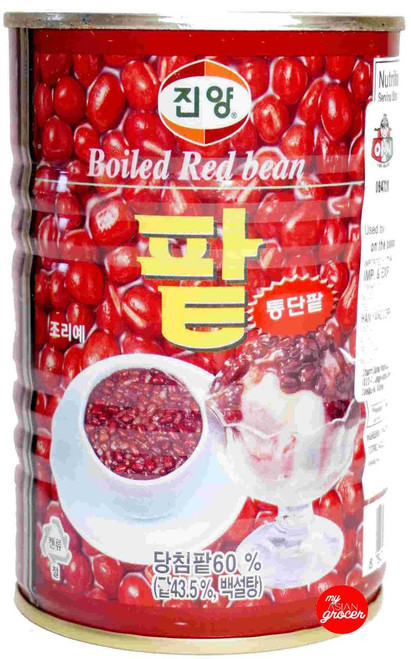 Jin Yang Boiled Red Bean 475g
