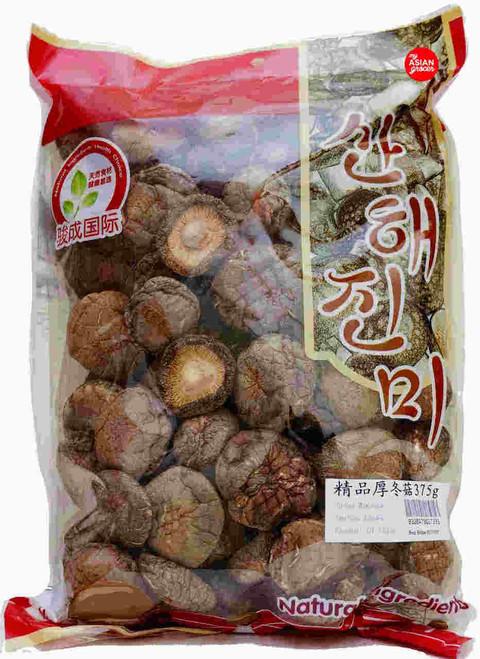 Natural Ingredients Health Choice Dried Mushroom 375g