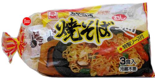 Miyakoichi Yakisoba 190g x 3 Pack