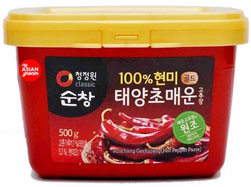 ChungJungOne Sunchang Gochujang (Extra Hot) 500g