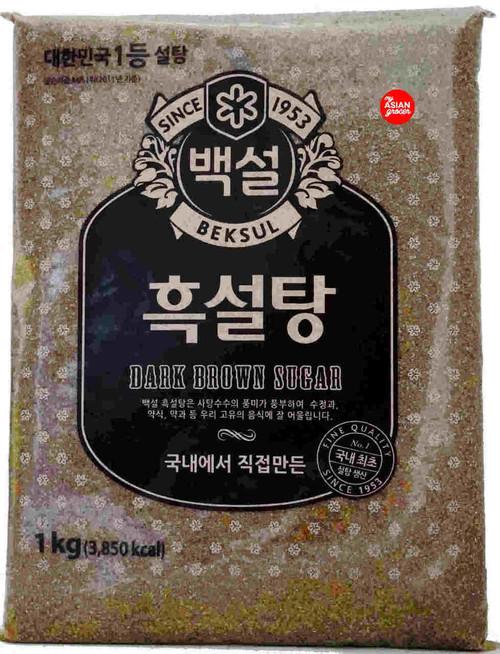 Beksul Dark Brown Sugar 1kg