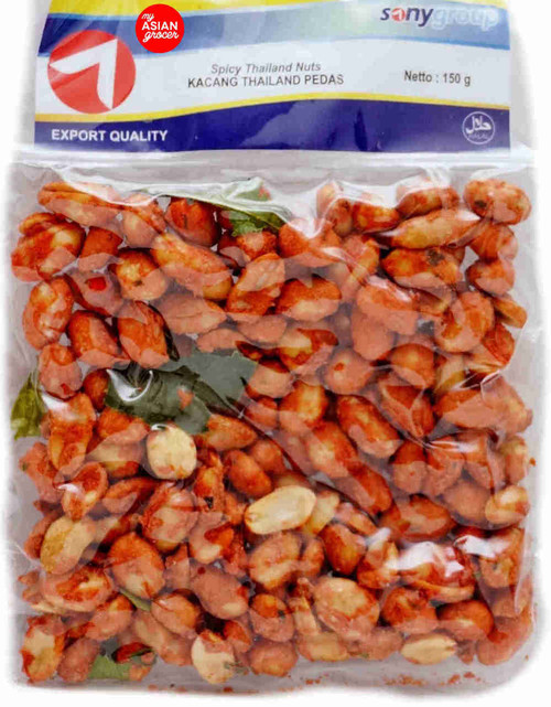 Sonygroup Spicy Thailand Nuts 150g