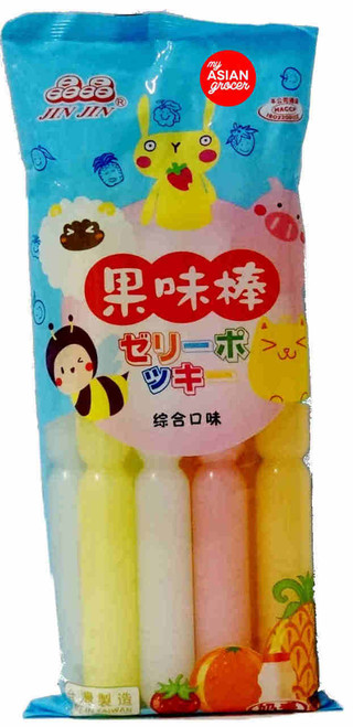Jin Jin Ice Pops Assorted Flavors 680ml