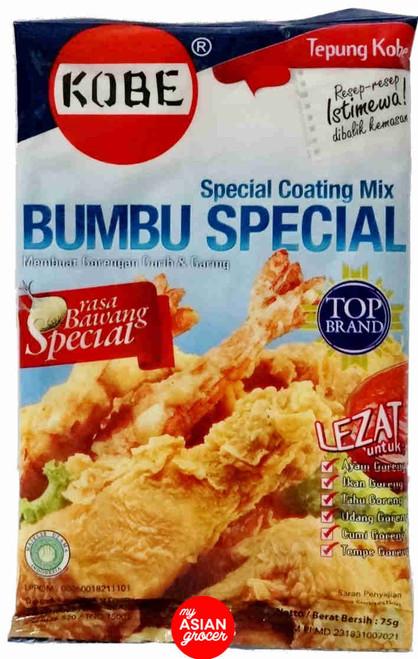 Kobe Bumbu Special Coating Mix 75g