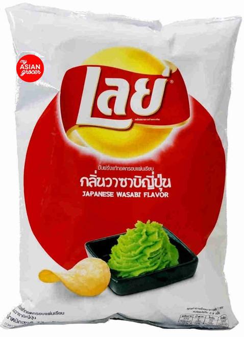Lay's Japanese Wasabi Flavor 73g