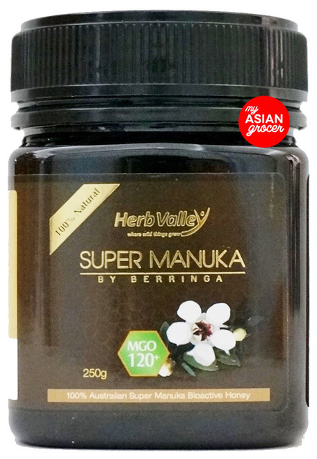 Herb Valley Super Manuka By Berringa MGO 120+ 250g