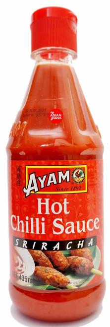 Ayam Hot Chilli Sauce Sriracha 435ml
