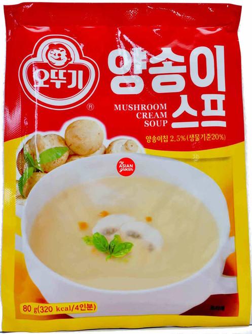 Ottogi Mushroom Cream Soup 80g