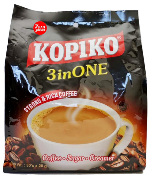 Kopiko 3-in-1 Coffee Mix (30 sachets)