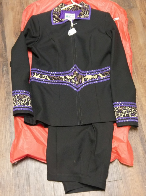 Ladies Large Dry Creek Custom Showmanship Outfit