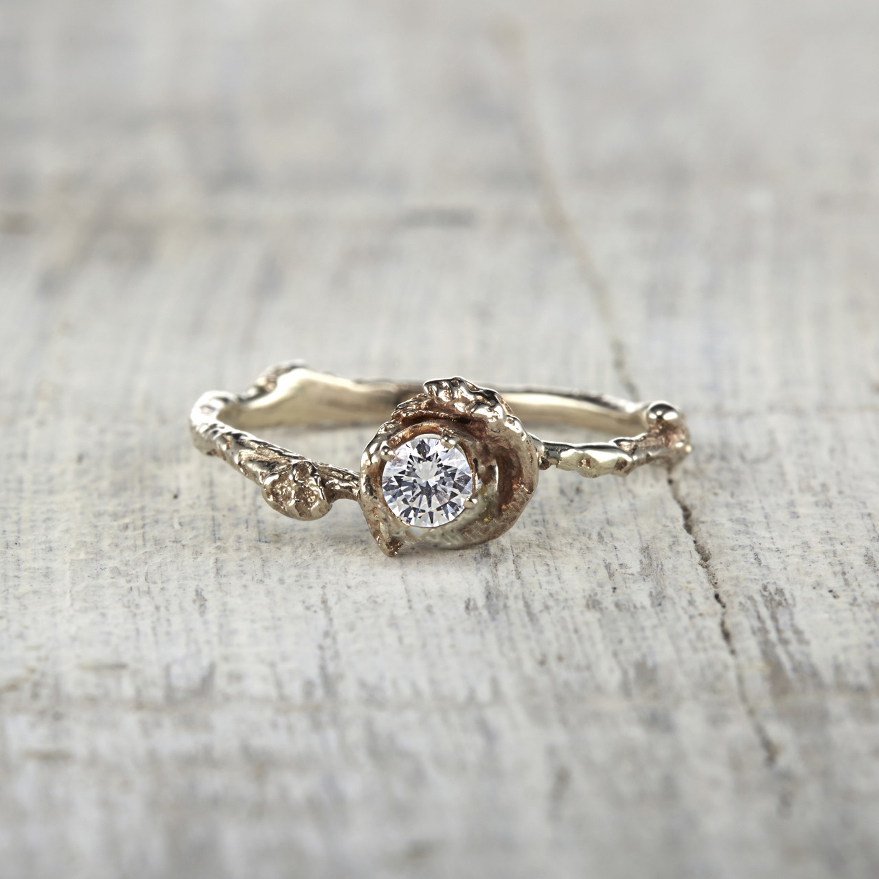 com original rough diamond cube by product notonthehighstreet rings no ring