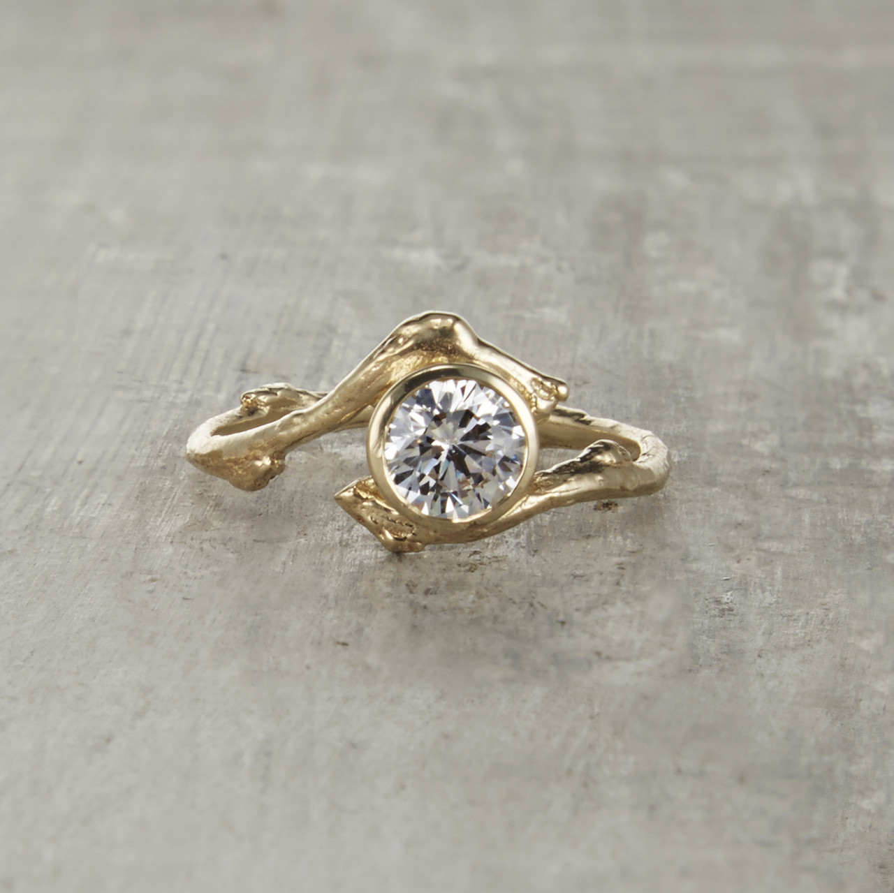 a silver centered made oxidized erstwhileco on rings in images ring accented with carat pinterest single rose of repurposed cut engagement and carats diamond gold diamonds set best