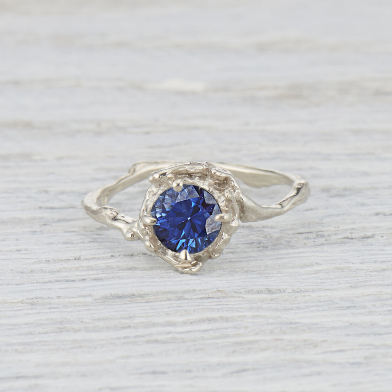 diamond large sapphire ring saphire and fotor